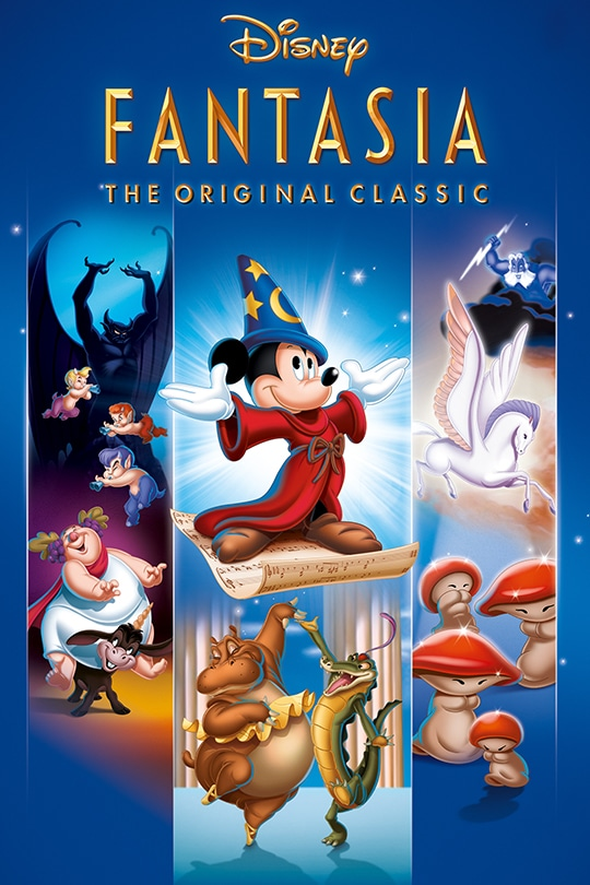 Disney | Fantasia movie Poster