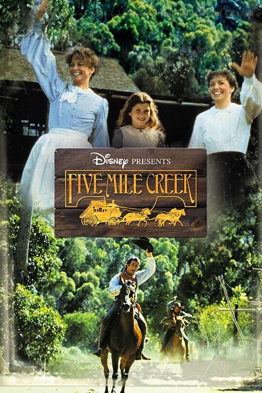 Disney Presents Five Miles Creek poster