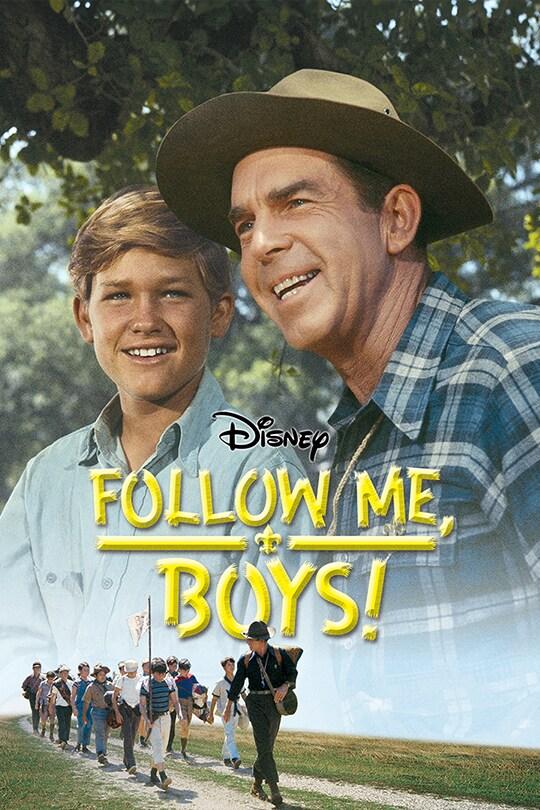 Follow Me, Boys!  movie poster