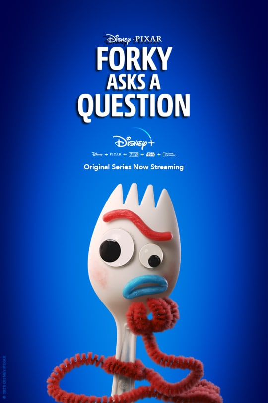 Forky Asks A Question - poster image