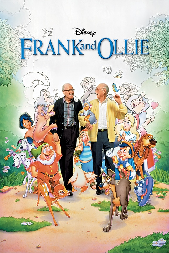 Frank and Ollie poster