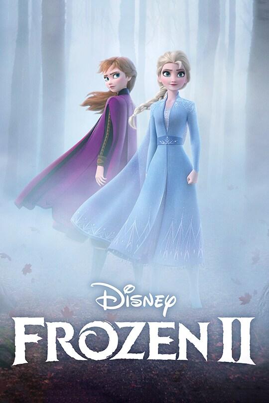Frozen 2 Disney Movies