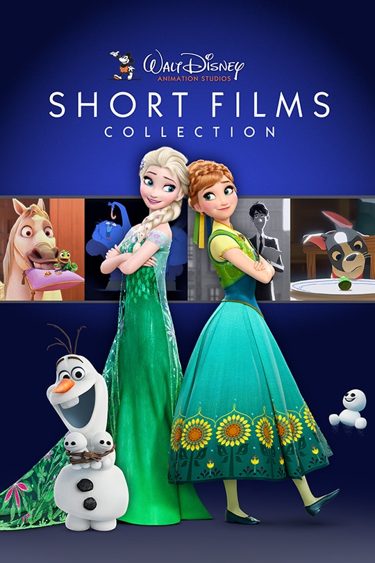 Walt Disney Animation Studios Short Films Collection Disney Movies