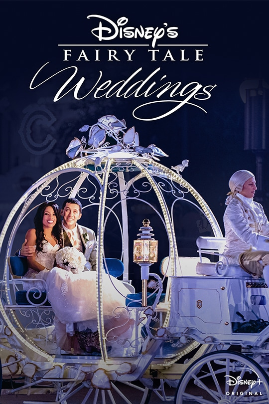 Disney Fairy Tale Weddings - FYC page - poster image