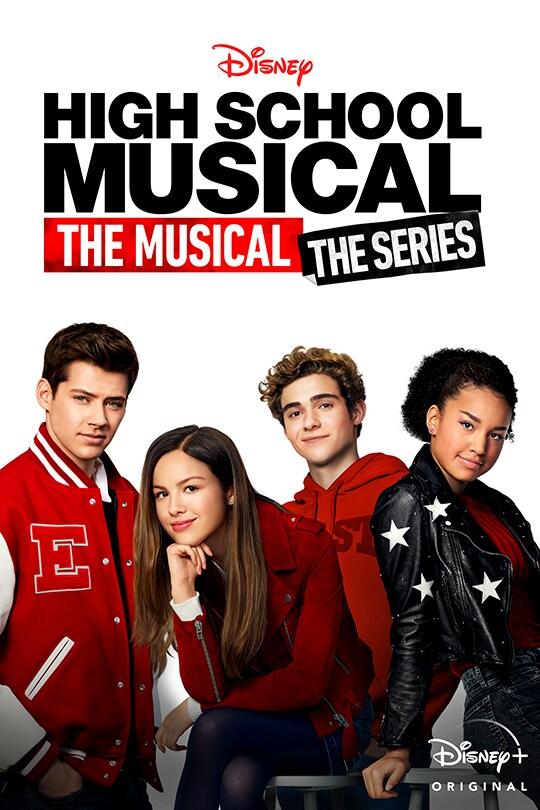 Disney High School Musical The Musical The Series