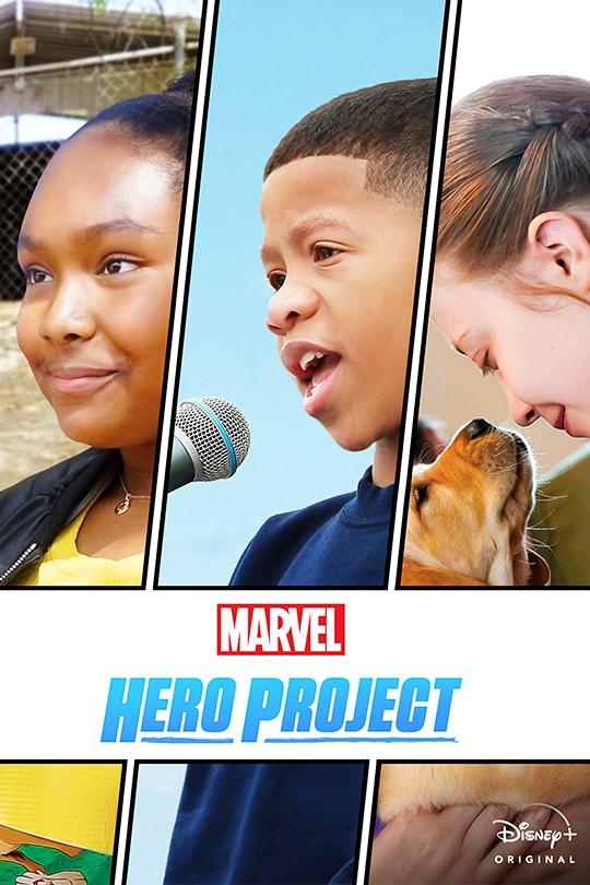 Marvel's Hero Project