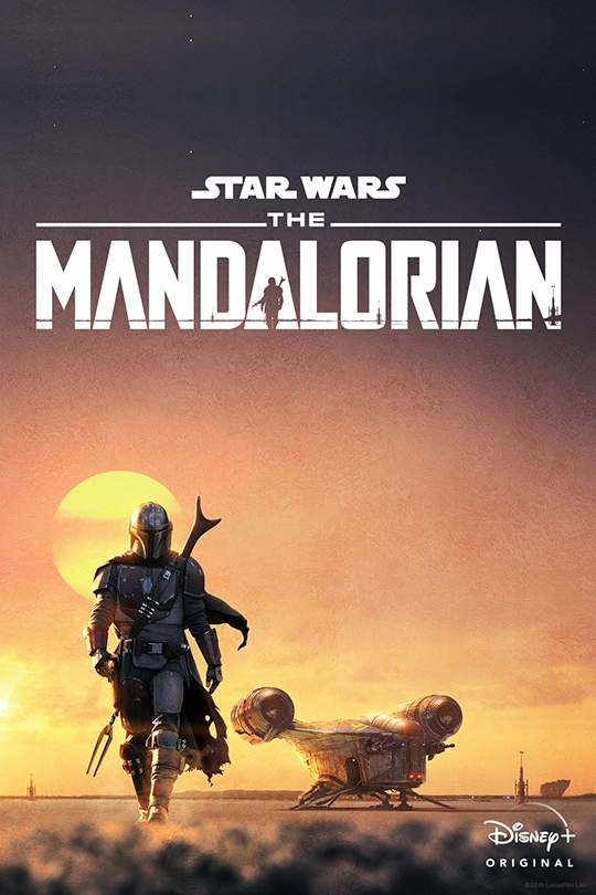 The Mandalorian | Disney+ Originals
