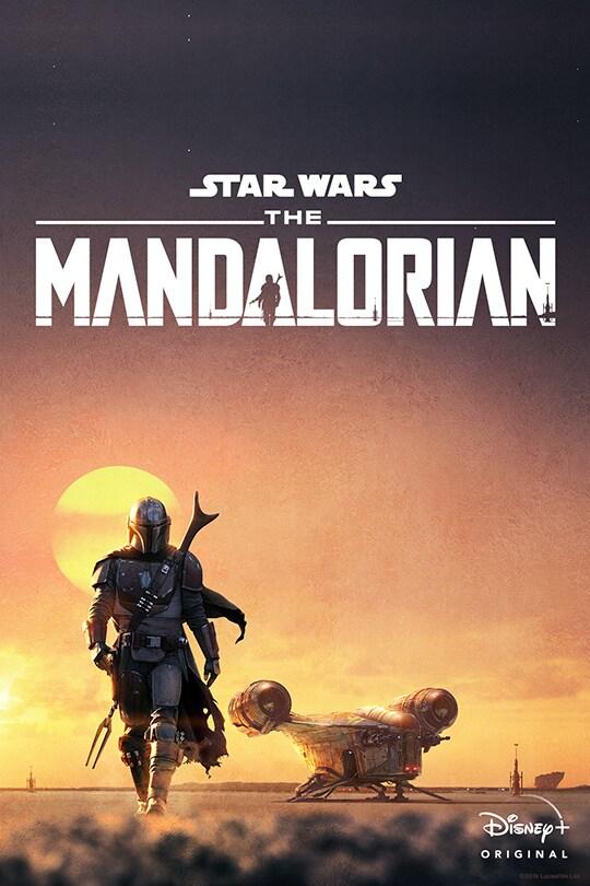 The Mandalorian - poster image
