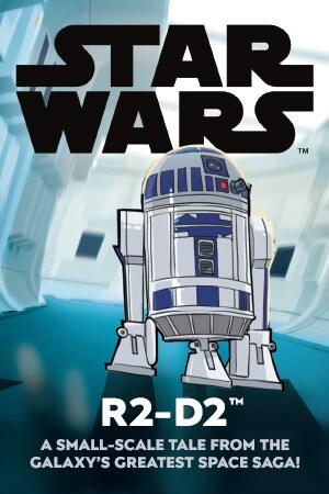R2-D2 Comic Book Excerpt