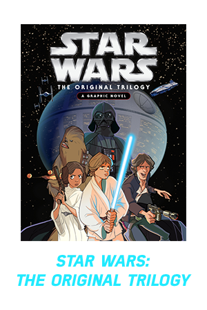 The Original Trilogy graphic novel