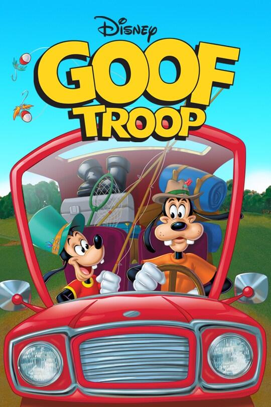 Disney | Goof Troop poster