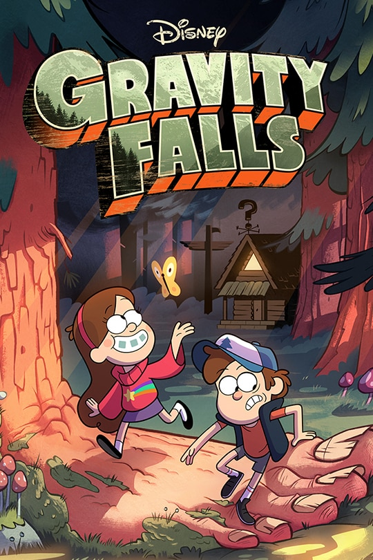 Disney's Gravity Falls poster