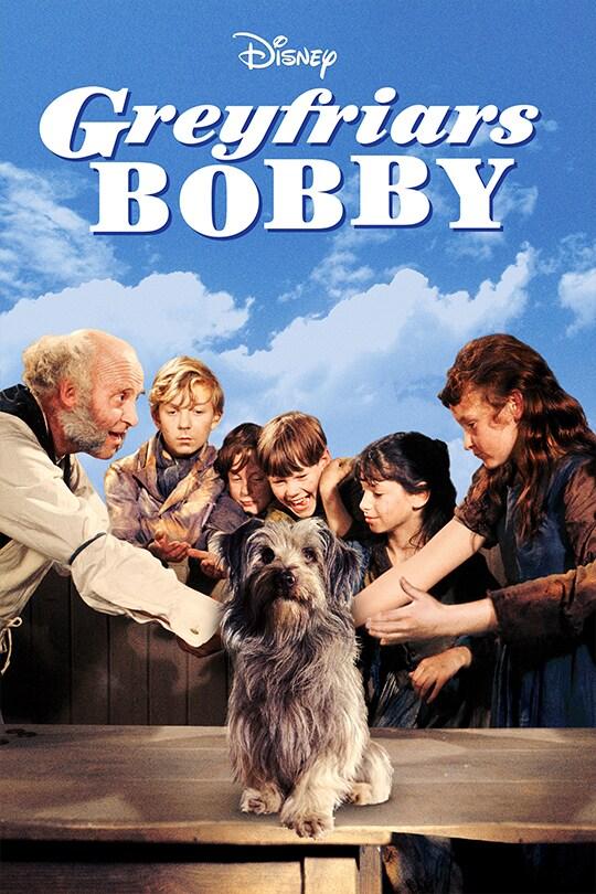 Disney | Greyfriars Bobby poster