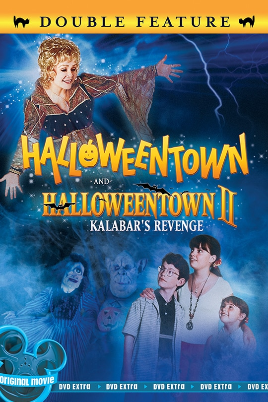 Halloweentown and Halloweentown II