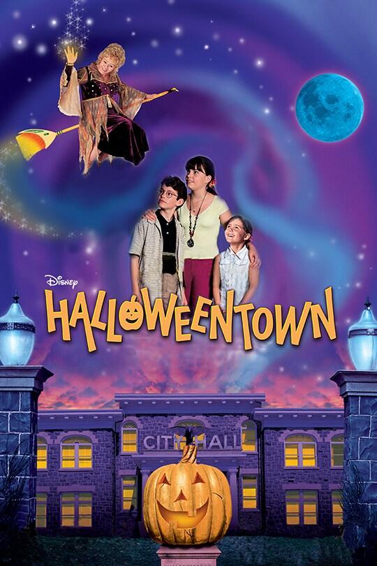 Halloweentown movie poster