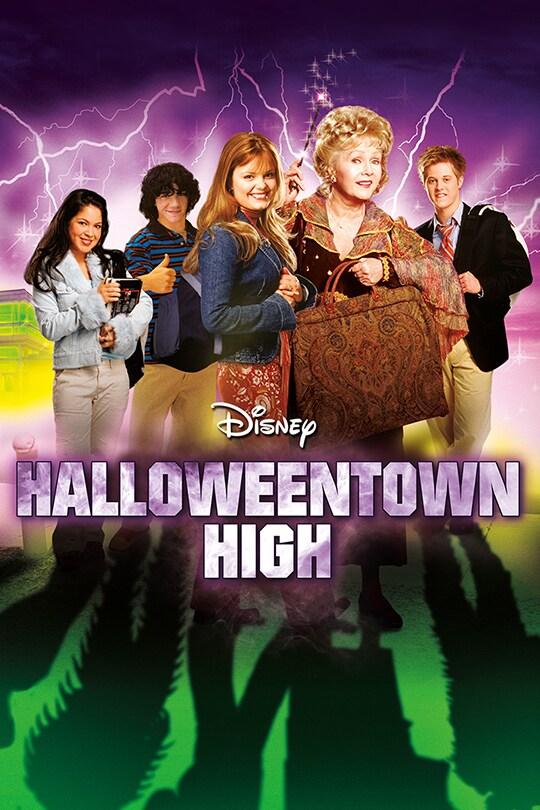 Disney | Halloweentown High poster
