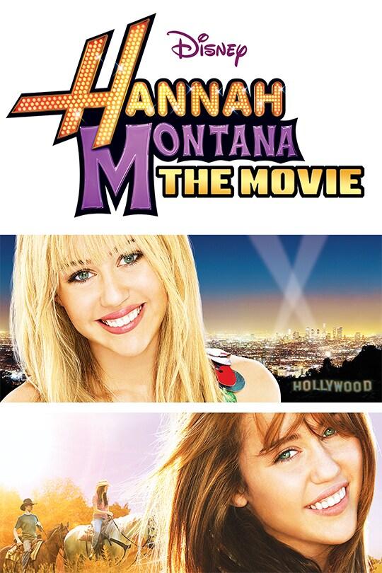 Disney | Hannah Montana: The Movie | movie poster