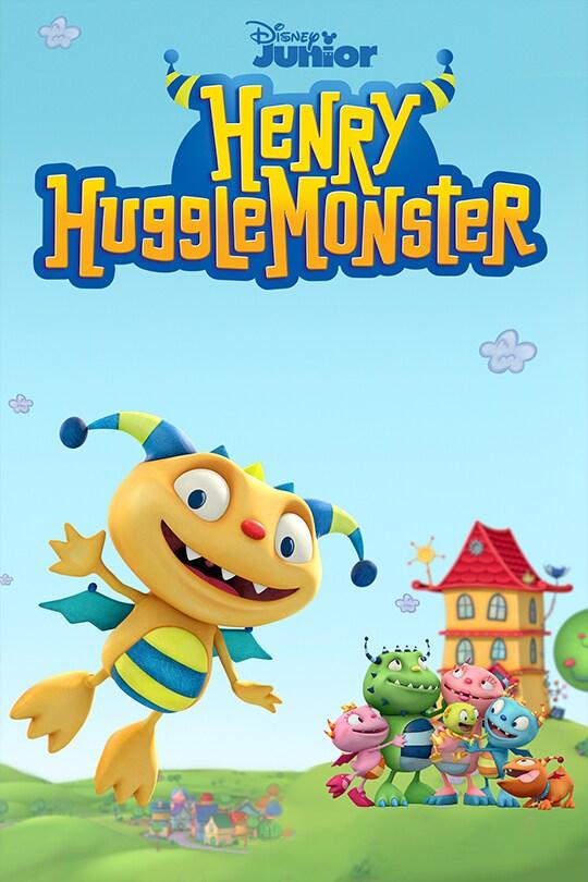 Disney Junior | Henry Hugglemonster poster