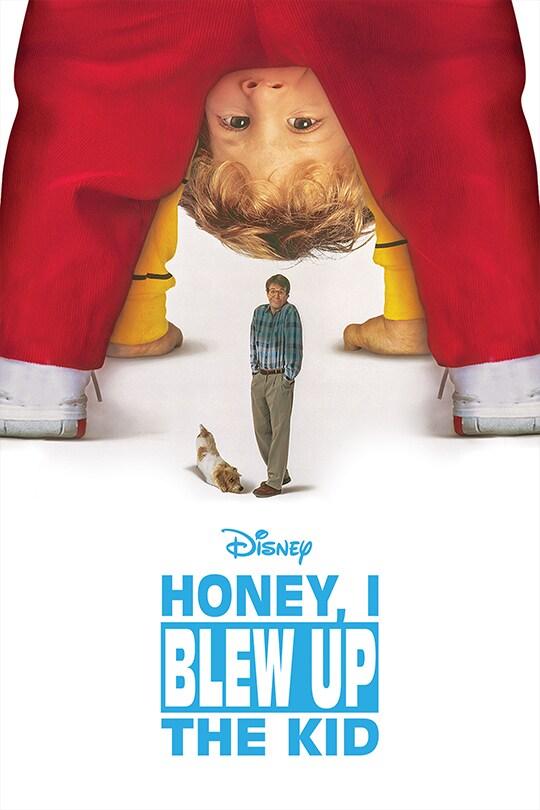 Honey, I Blew Up The Kid poster