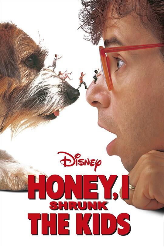 Disney | Honey, I Shrunk the Kids movie poster