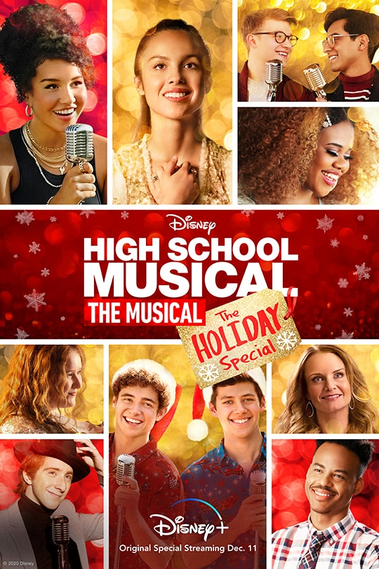 Disney | High School Musical: The Musical: The Holiday Special | Disney+ | Original Special Streaming Dec. 11