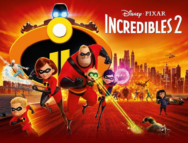 The Incredibles 2 | Disney Movies | Indonesia