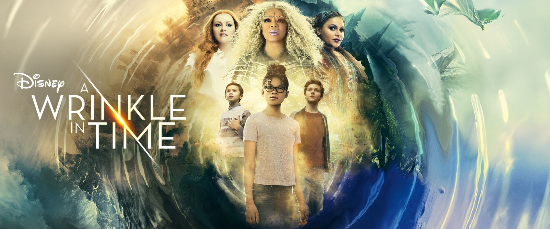 A Wrinkle in Time - Flex-Content Hero Object - video