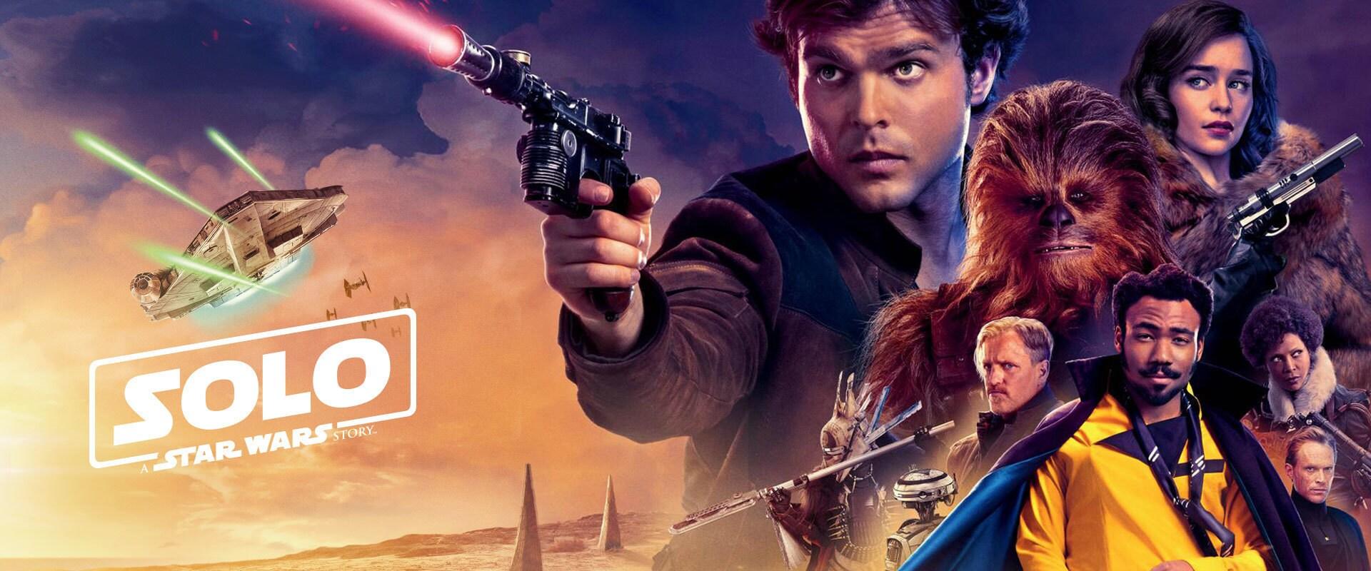 Solo A Star Wars Story - Emea Banner