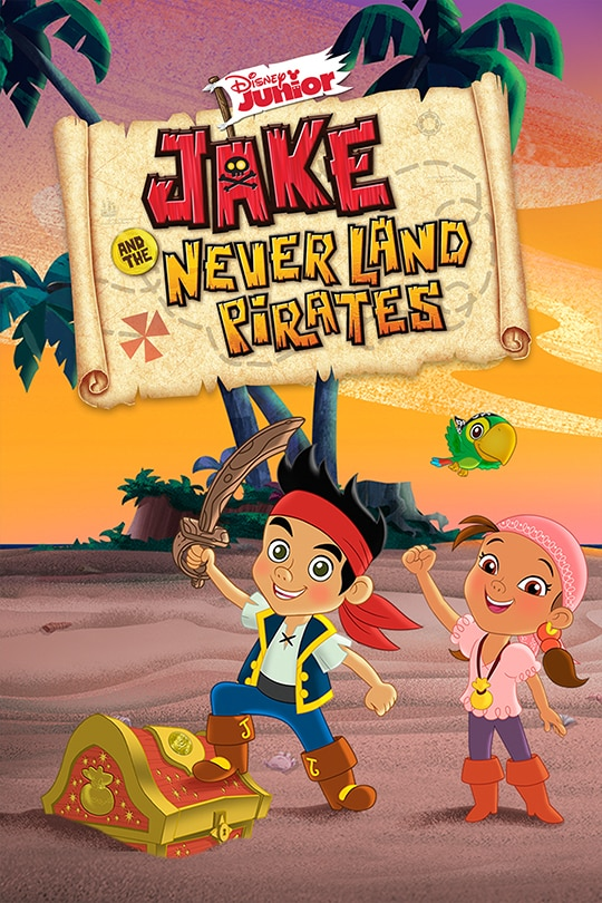 Disney Junior | Jake and the Never Land Pirates