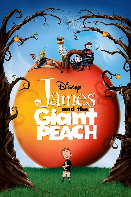 Disney | James and the Giant Peach poster