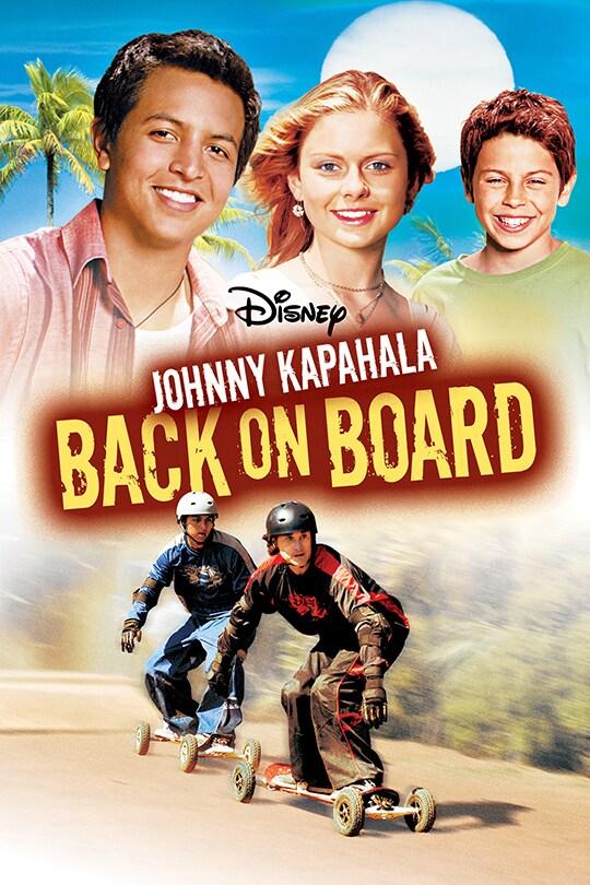 Johnny Kapahala Back On Board movie poster