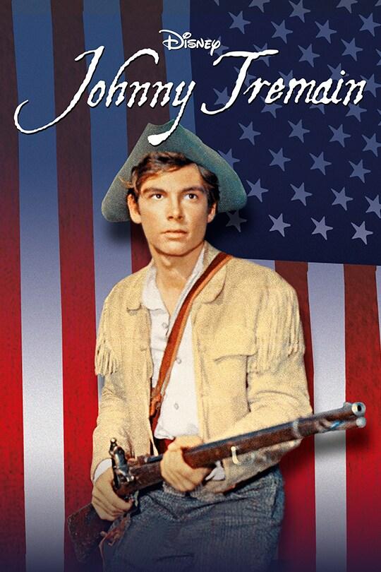 Johnny Tremain movie poster