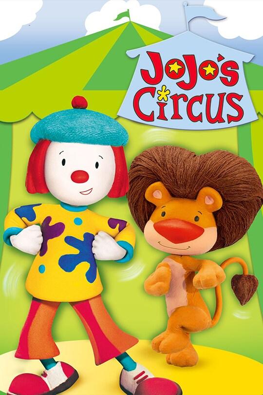 Jojo's Circus Poster