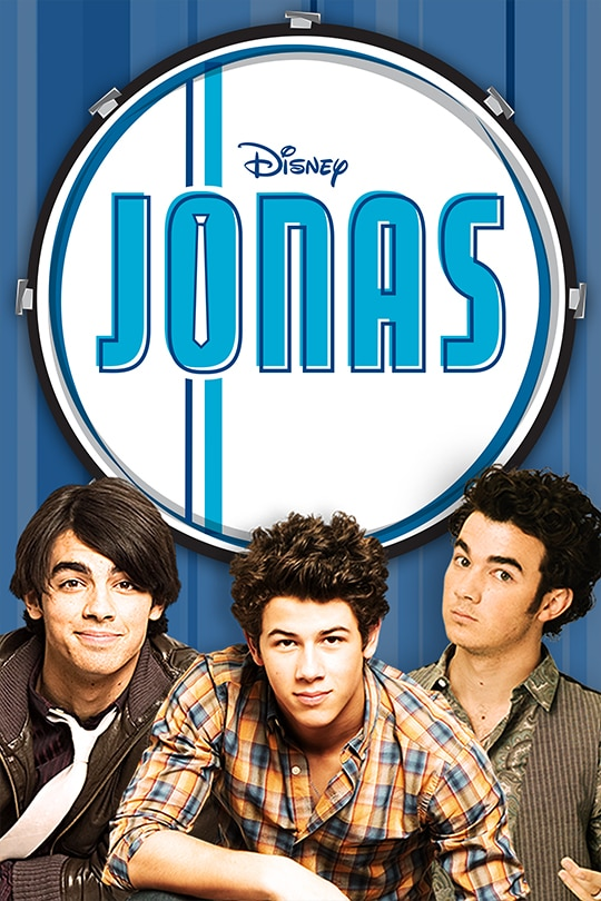 Disney Jonas poster
