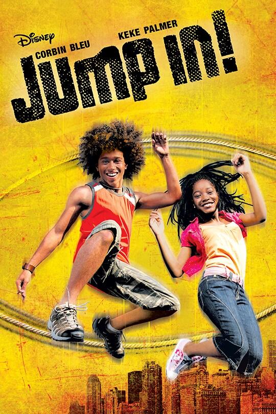Corbin Bleu | Keke Palmer | Jump In! movie moster