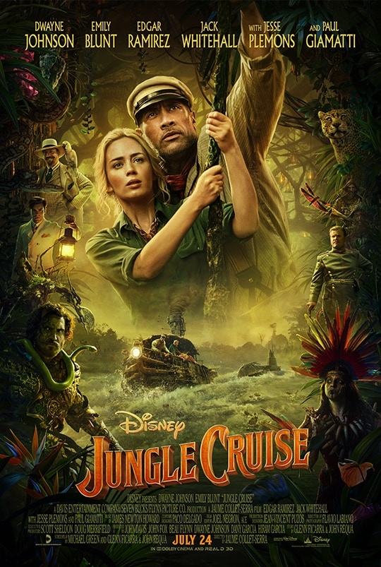 Jungle Cruise | Disney Movies