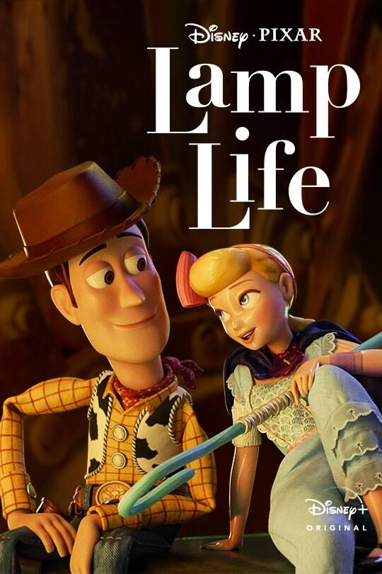 Disney•Pixar Lamp Life