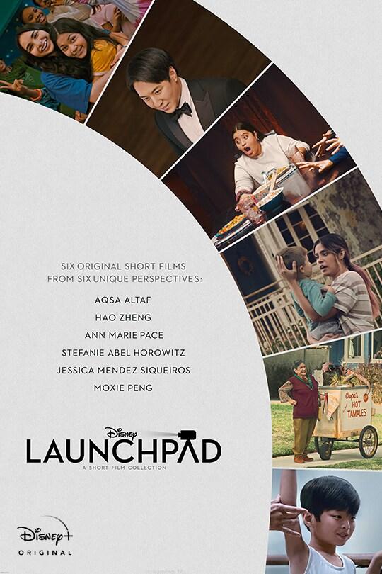 Disney Launchpad | Disney+ Original poster image