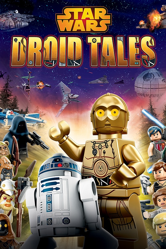 Star Wars: Droid Tales poster