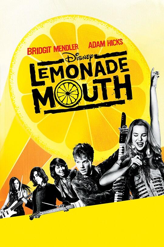 Bridget Mendler | Adam Hicks | Disney | Lemonade Mouth Movie Poster