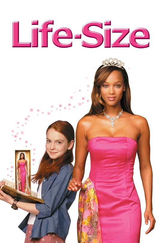 Life-Size movie poster