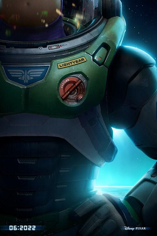 Lightyear | 06.2022 | Disney•Pixar | movie poster
