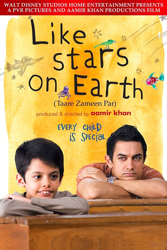Like Stars on Earth (Taare Zameen Par) | Every Child is Special | movie poster