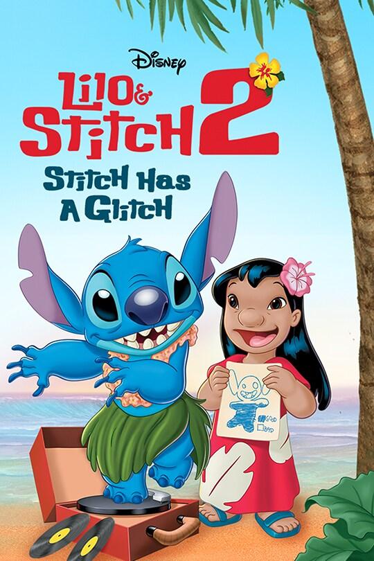 Disney | Lilo & Stitch 2: Stitch Has a Glitch movie poster