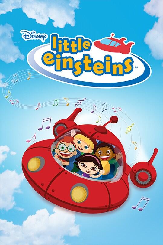 Disney | Little Einsteins poster
