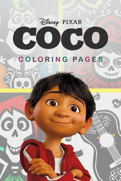 Category - Coloring Pages - Coco
