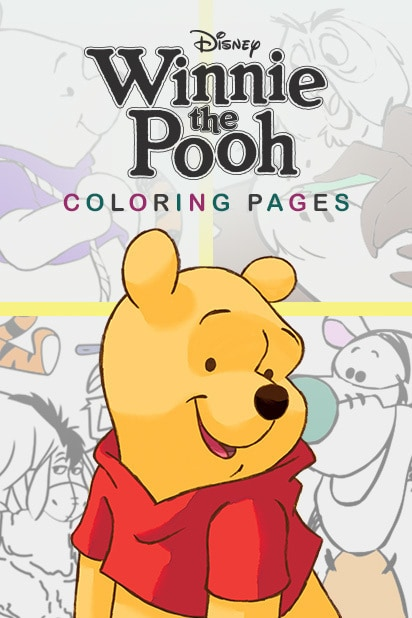 Category - Coloring Pages - Winnie the Pooh