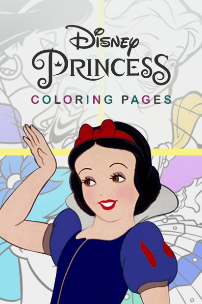 Category - Coloring Pages - Princess