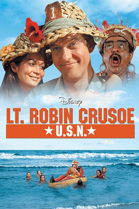 Disney | Lt. Robin Crusoe | USN movie poster
