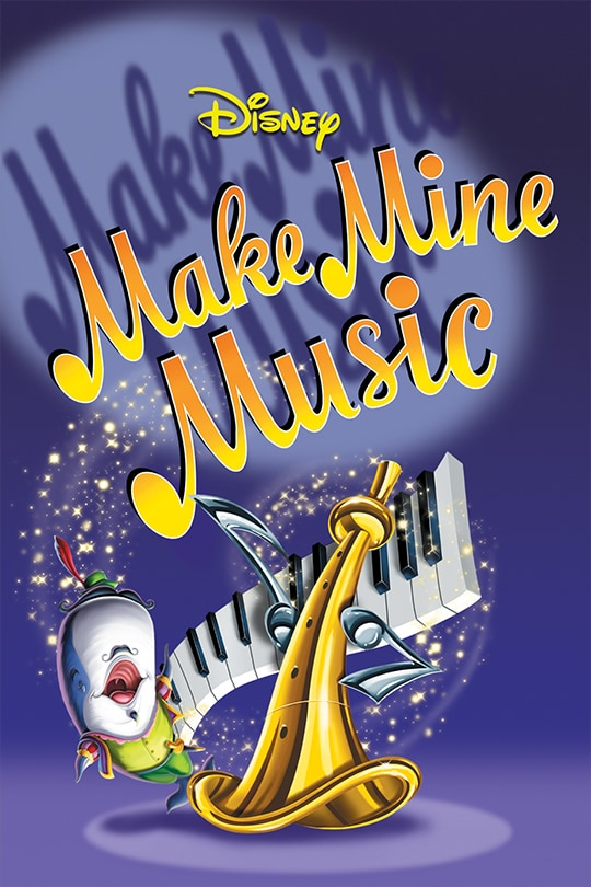Make Mine Music movie poster